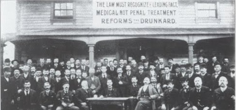 Washingtonian Forebears of Alcoholics Anonymous