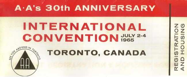 Convention 1965