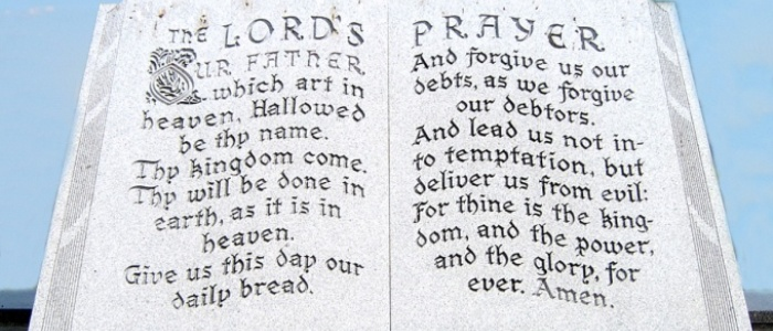 The Lords Prayer III