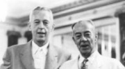 Bill Wilson and Ebby Thacher