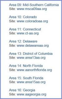 Area Websites