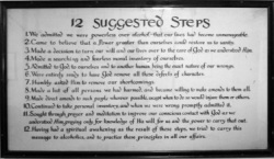 Suggested Steps