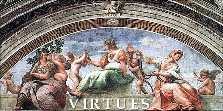 Practising Virtue and 12 Step Recovery