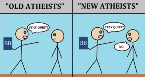 New Atheist