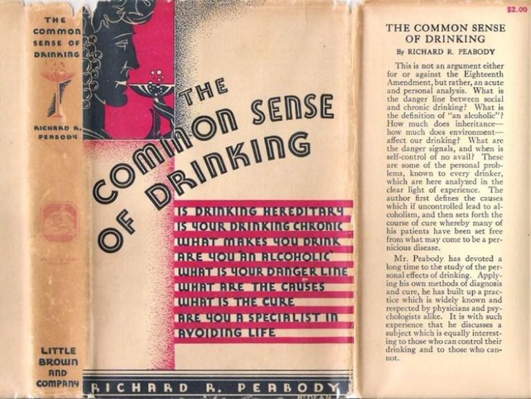 Common Sense of Drinking